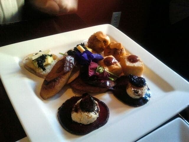A Fabulous Tasting Assortment of Appetizers
