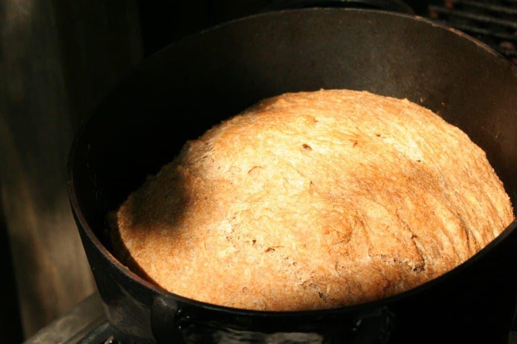 The Crusty, Wheat-y Loaf