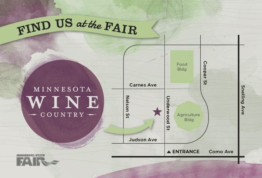 Find Wine Country at the Fair!