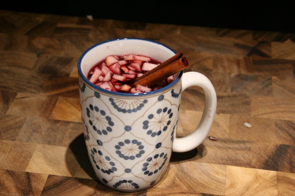 Mulled Cider and Wine!