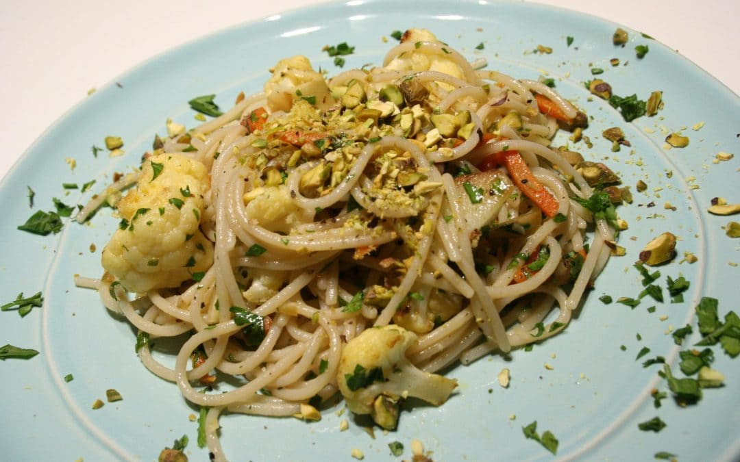 Resolve to Switch to Whole, with Nutty, Satisfying Brown Rice Pasta