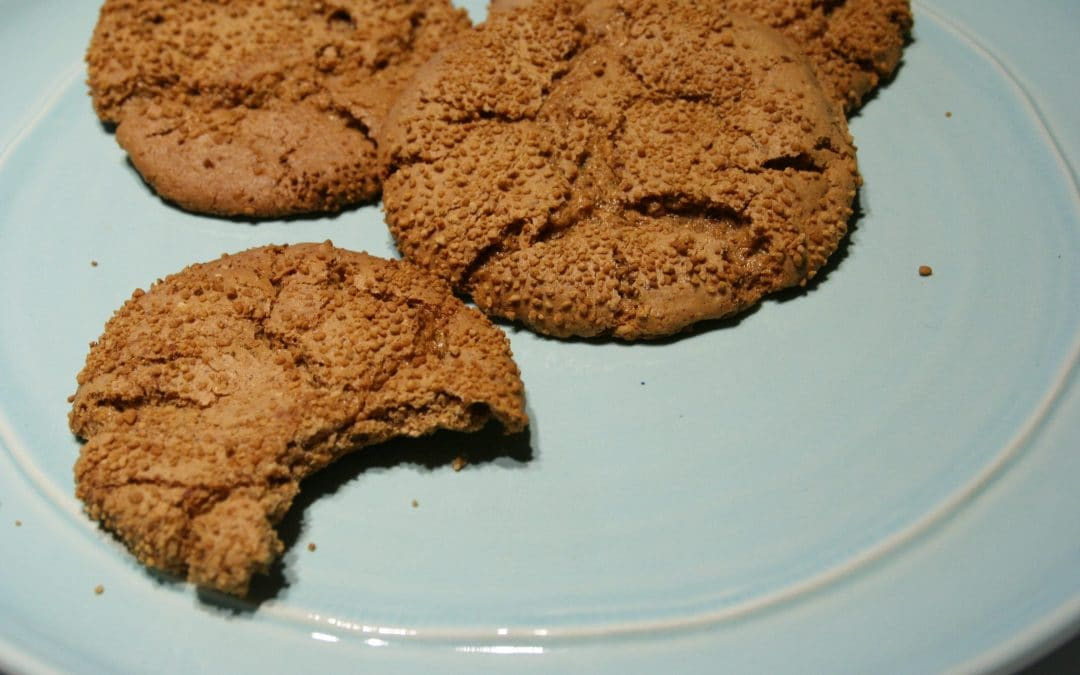 What IS Gluten? Cookies For Celiac Awareness Month