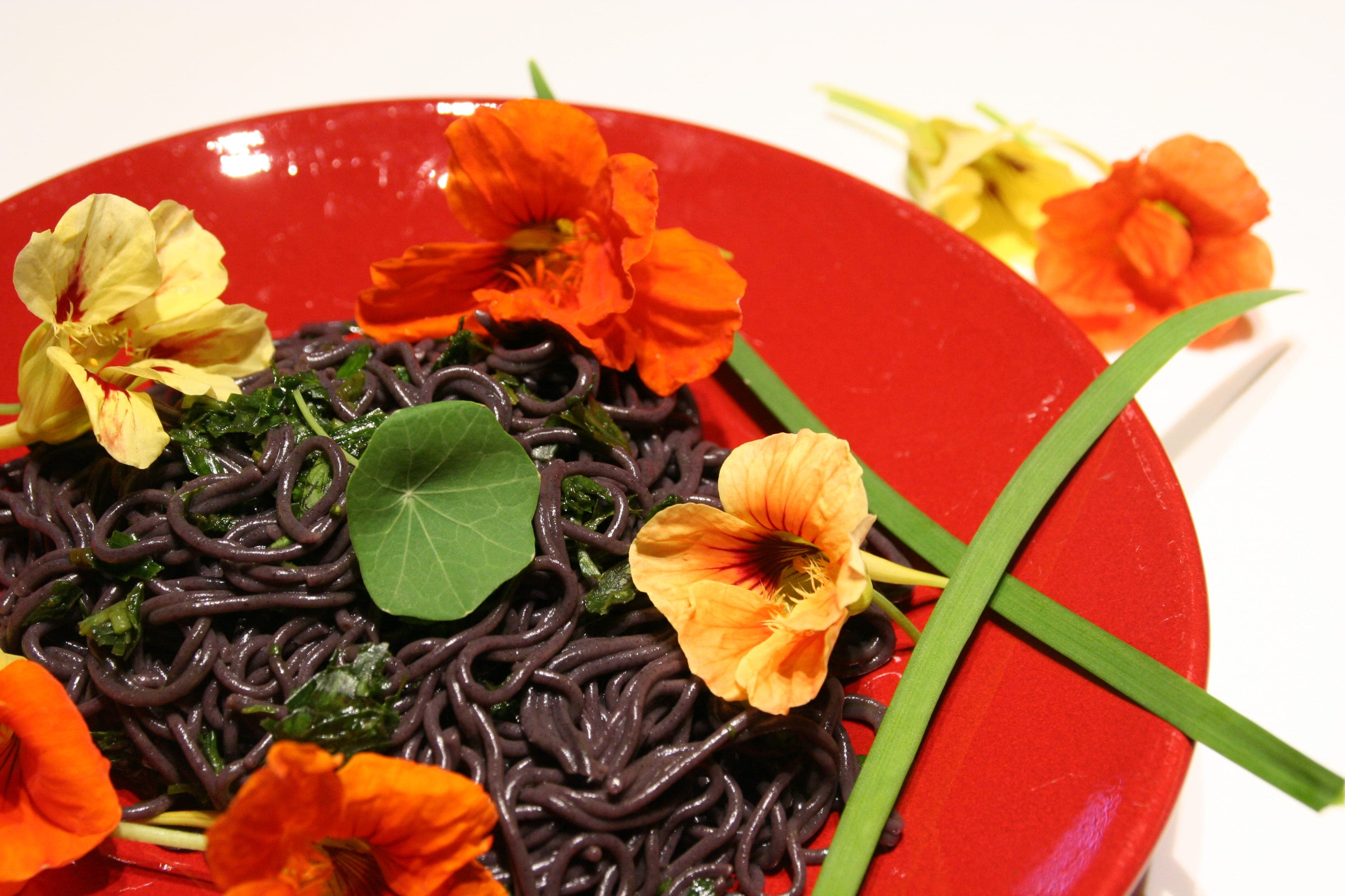 Nasturtiums Beautiful Edible And Easy To Grow Chef And Author Robin Asbell,Lemon Drop Shots Recipe