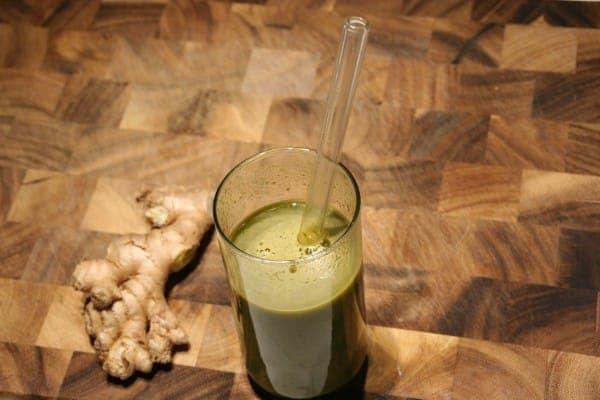 Calcium, Magnesium, Vitamin C and Ginger!