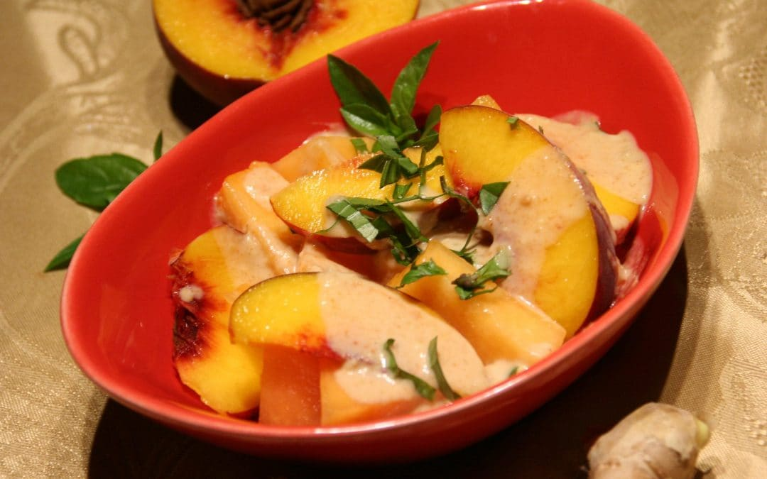 Celebrate Summer Fruit with Creamy Thai-Inspired Flavor