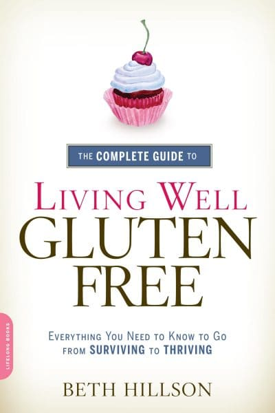 The Book You Need to Navigate the Gluten Free World