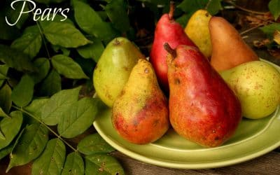 Perfect Pears Make a Simple Salad, Can You Spot a Perfect Pear?