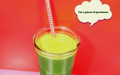 Super Juice for Grown Ups