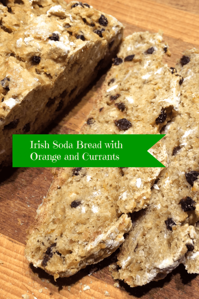 Warm, Thick Slices of Hearty Soda Bread