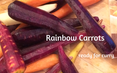 Shake off the Chill with Massaman Curry Rainbow Carrots