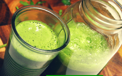 """""""Spring Cleaning"""" Green Juice, Feel Better Now"""