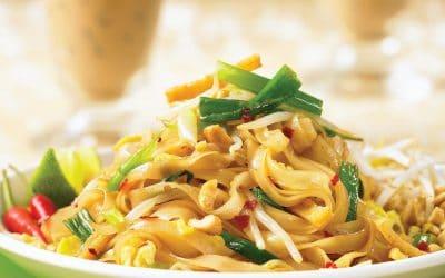 Simply Vegetarian Thai Cooking by Nancie McDermott