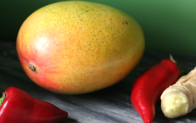 Wake Up with a Mango Chile Smoothie and Feel Like a Warrior