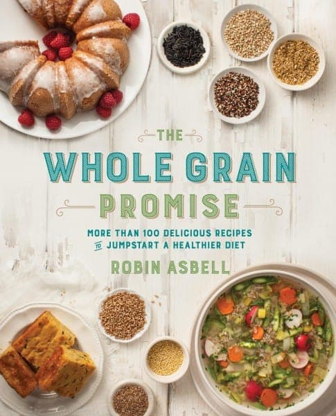My most accessible, easy and fast recipes, all to get you eating whole grains.