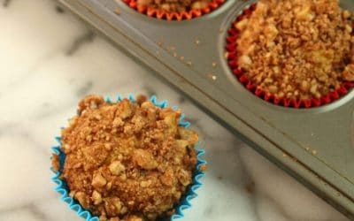 The Best Way to Save Squash, and Streusel Muffins to Savor It