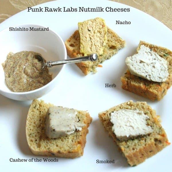 Punk Rawk sampler plate