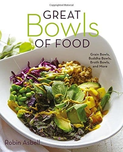 My New Book Great Bowls of Food is here!