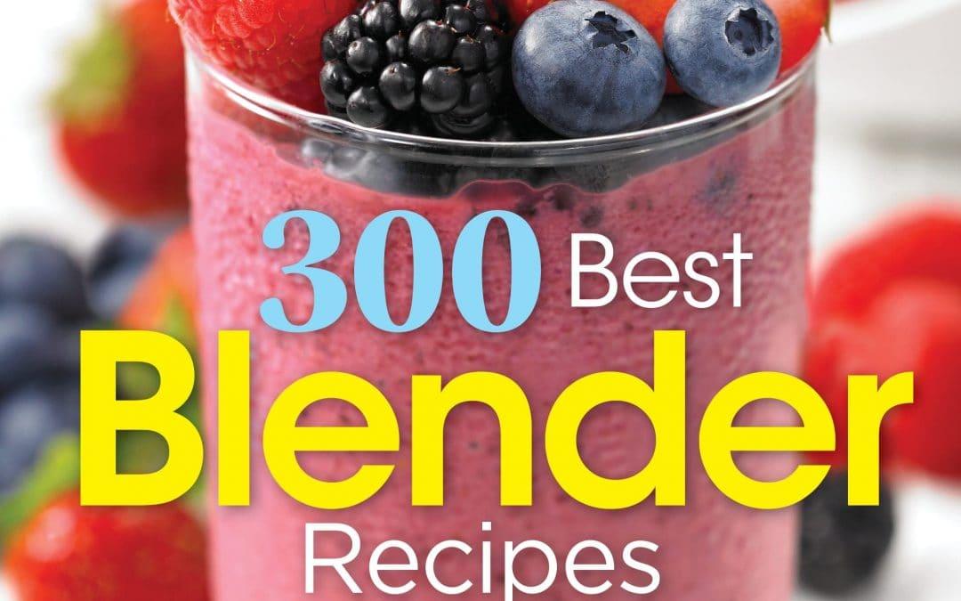 Holiday Entertaining with My Lemon Thyme Vodka Slushy from 300 Best Blender Recipes