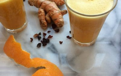 Blend Up an Immune-Boosting Juice and Enter To Win a Vitamix