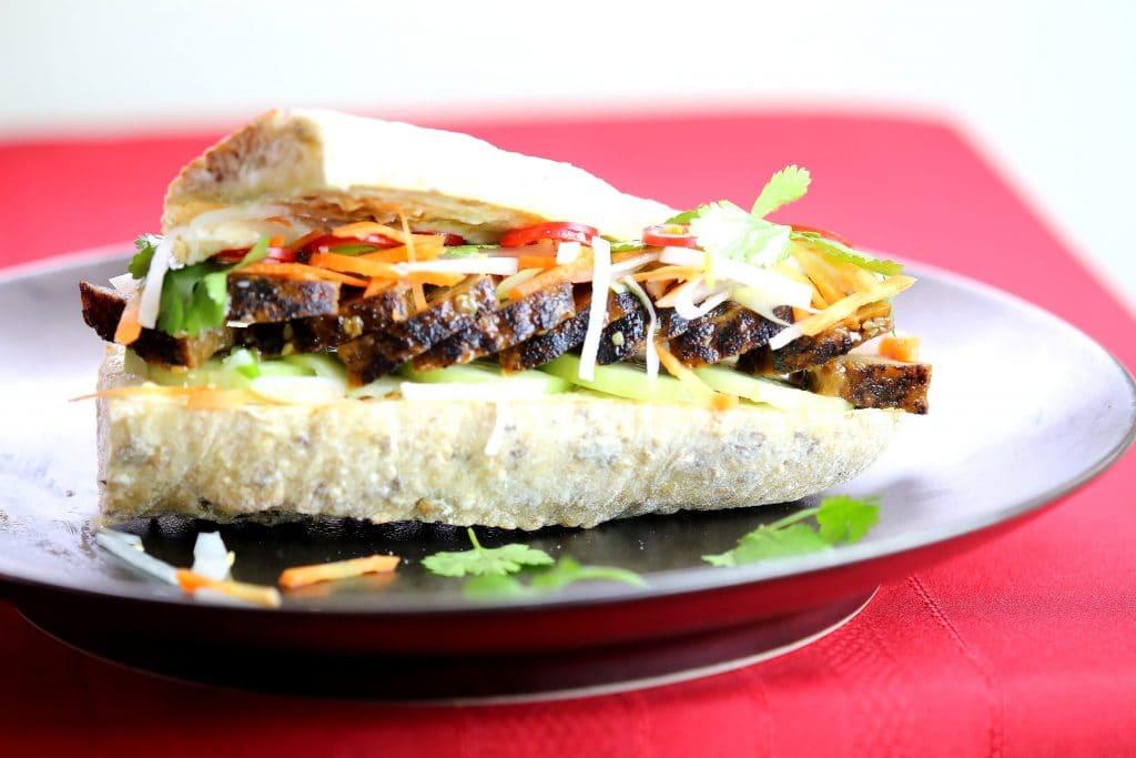 Vegan Banh Mie