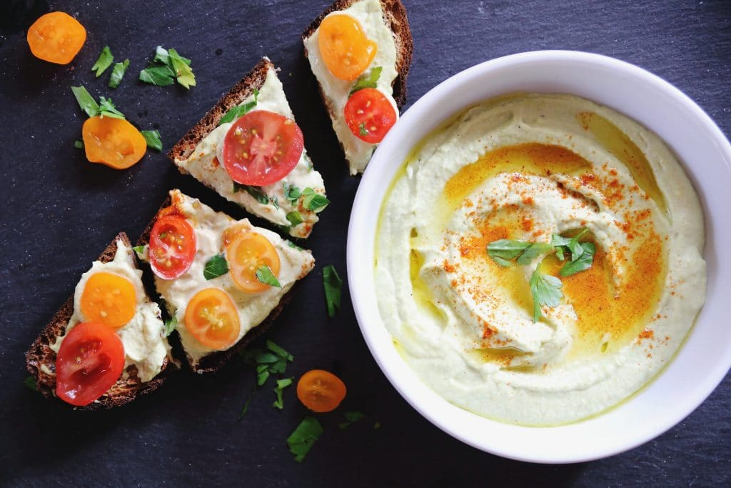 Use Edamame to make a delicious Lime-Infused Hummus