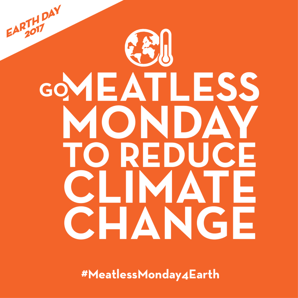 Meatless Monday for Earth Day