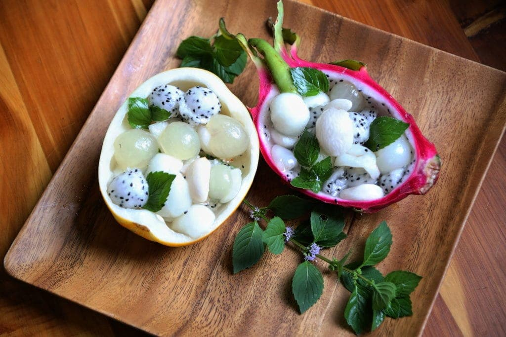 Asian Fruit Salad