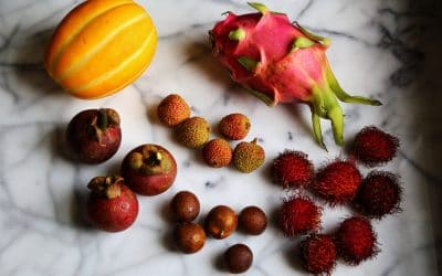 Get to Know a Rambutan from a Mangosteen, with Asian Fruit Salad