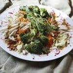 Hakurei Turnip Salad
