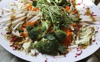 Try a Sweet, Tender Hakurei Turnip in Salad, Fall in Love