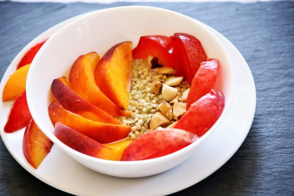 Buckwheat Soak with Brazil Nuts and Fruit