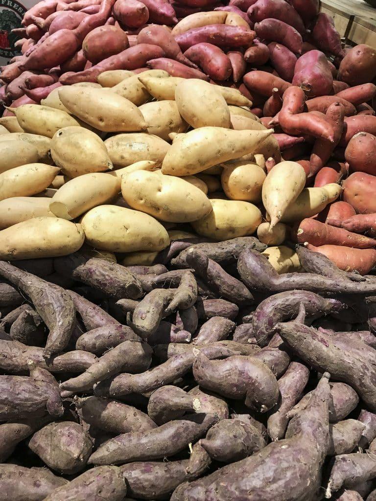 Stokes Purple Sweet Potatoes
