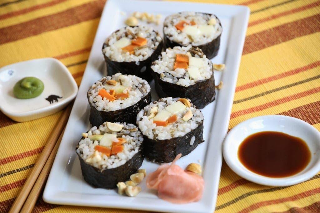 Thanksgiving Sushi