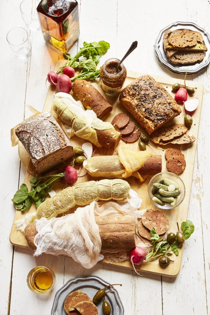 Charcuterie from Plant Based Meats, Hearty High Protein Recipes for Vegans, Flexitarians and Curious Carnivores