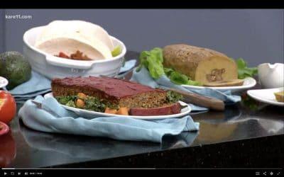 Plant Based Meats Makes a Splash on KARE 11