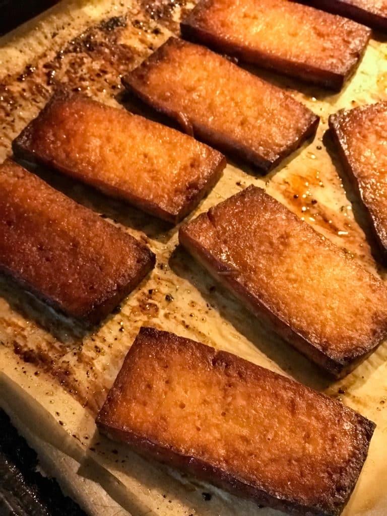 Meal Prep Tofu