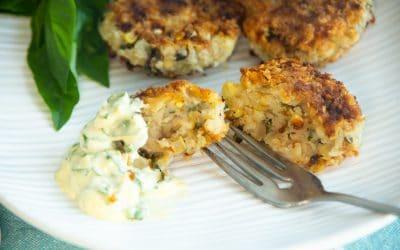Craveable Crispy Potato and Sweetcorn Croquettes