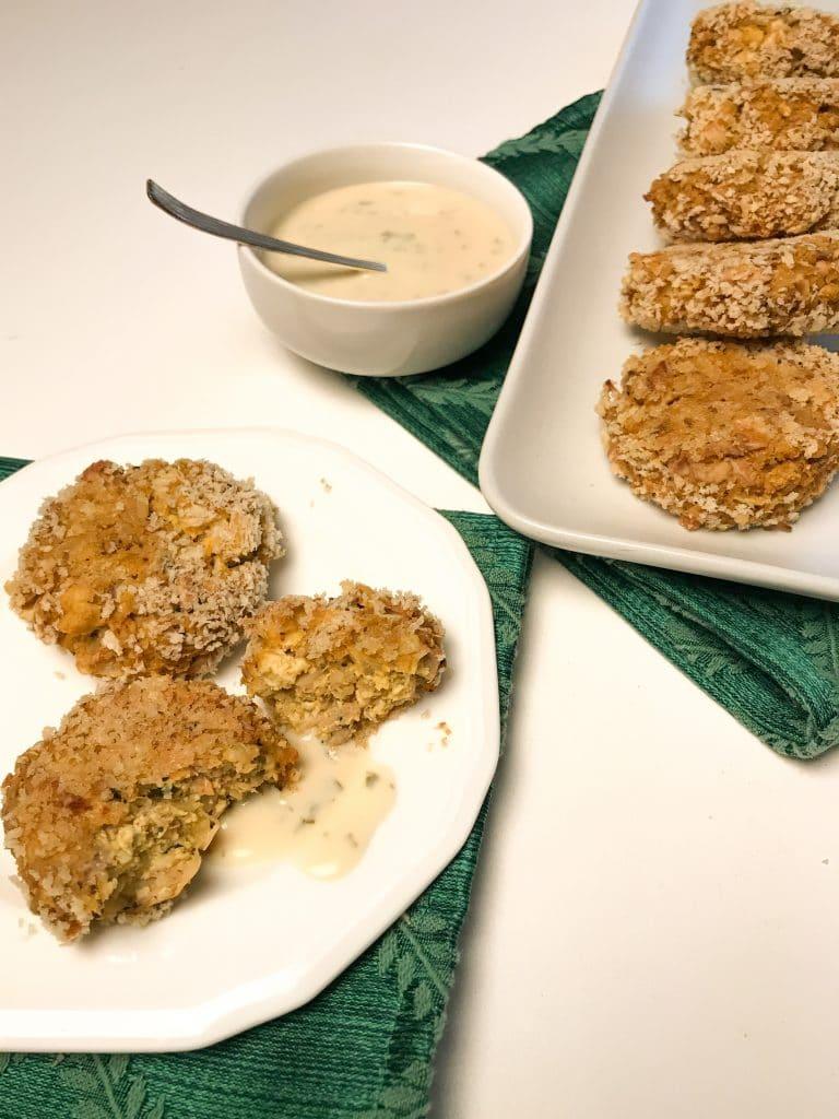Jackfruit Crabcakes