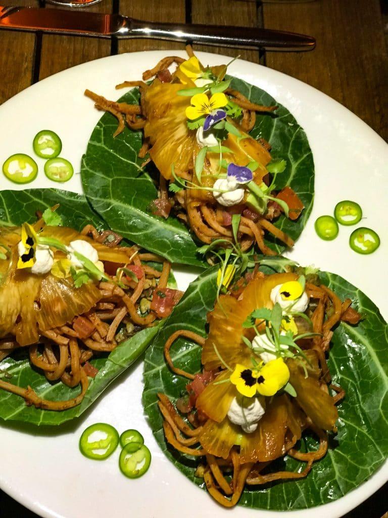 Plant Jackfruit Tacos