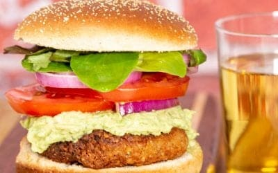 Make Your Own Pantry Veggie Burgers