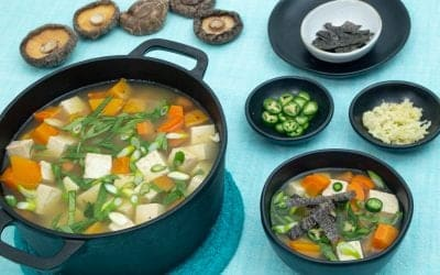 Strengthen Your Immune System with a Tasty Soup
