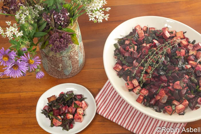 Crank the Oven, Roast Beets for a Sheet Pan Meal
