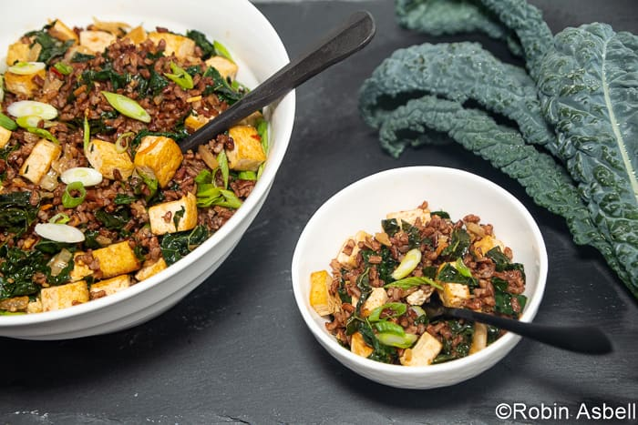 Fast and Summery Meals with Whole Grains