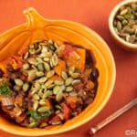 Pumpkin Spice Chili