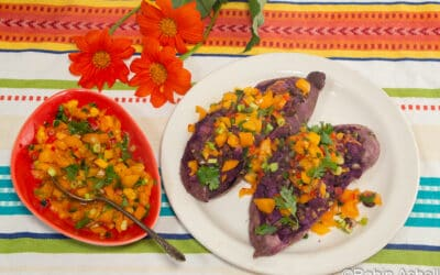 Love Tacos? Taco Sweet Potatoes!