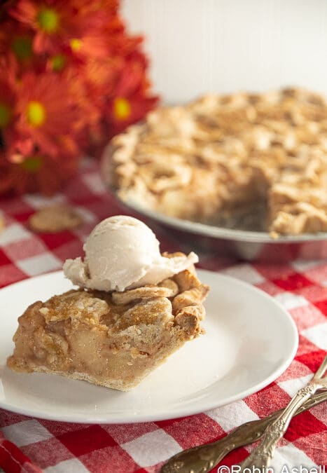Fool-Proof Apple Pie to Die For