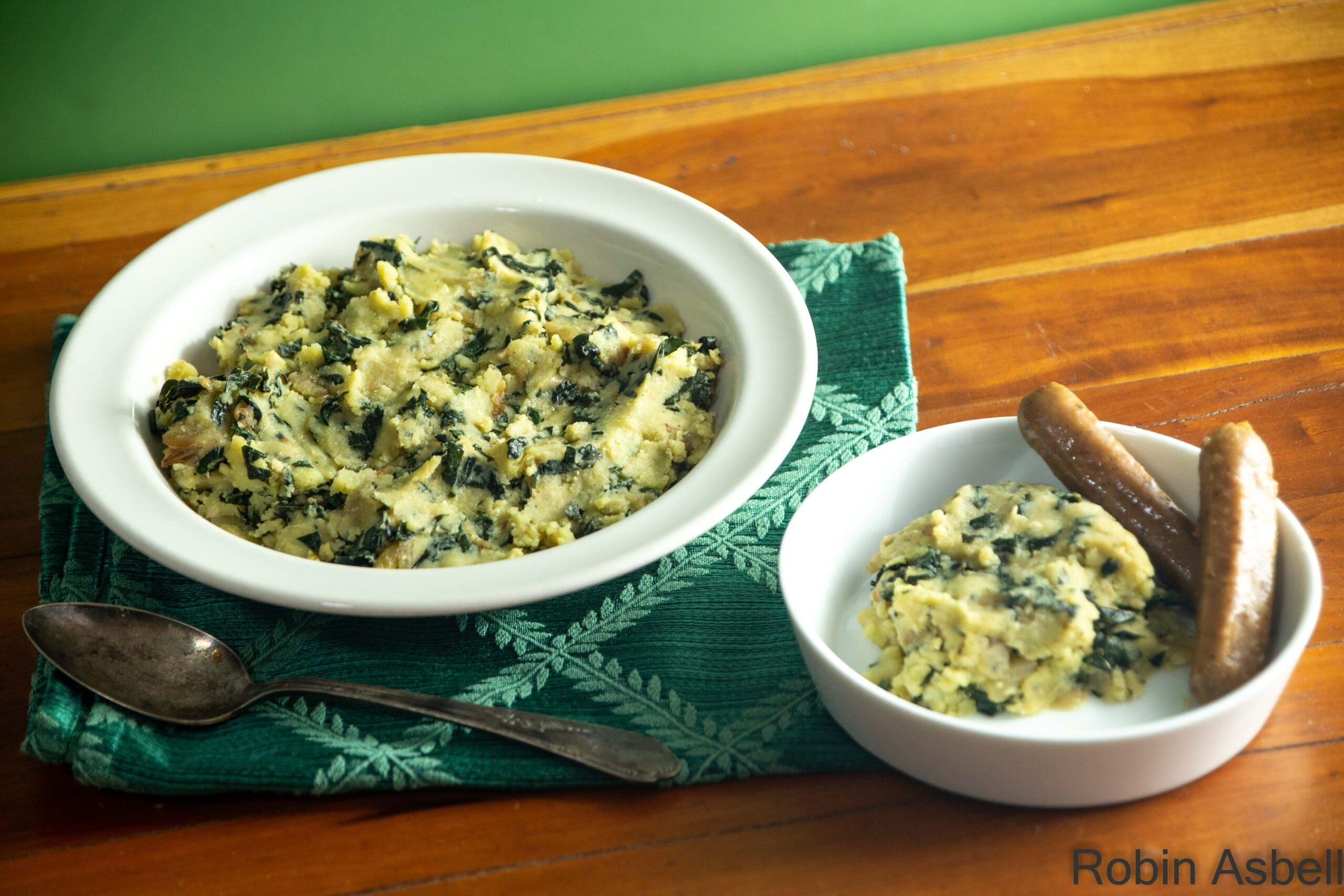 Celebrate St Pat's With Colcannon