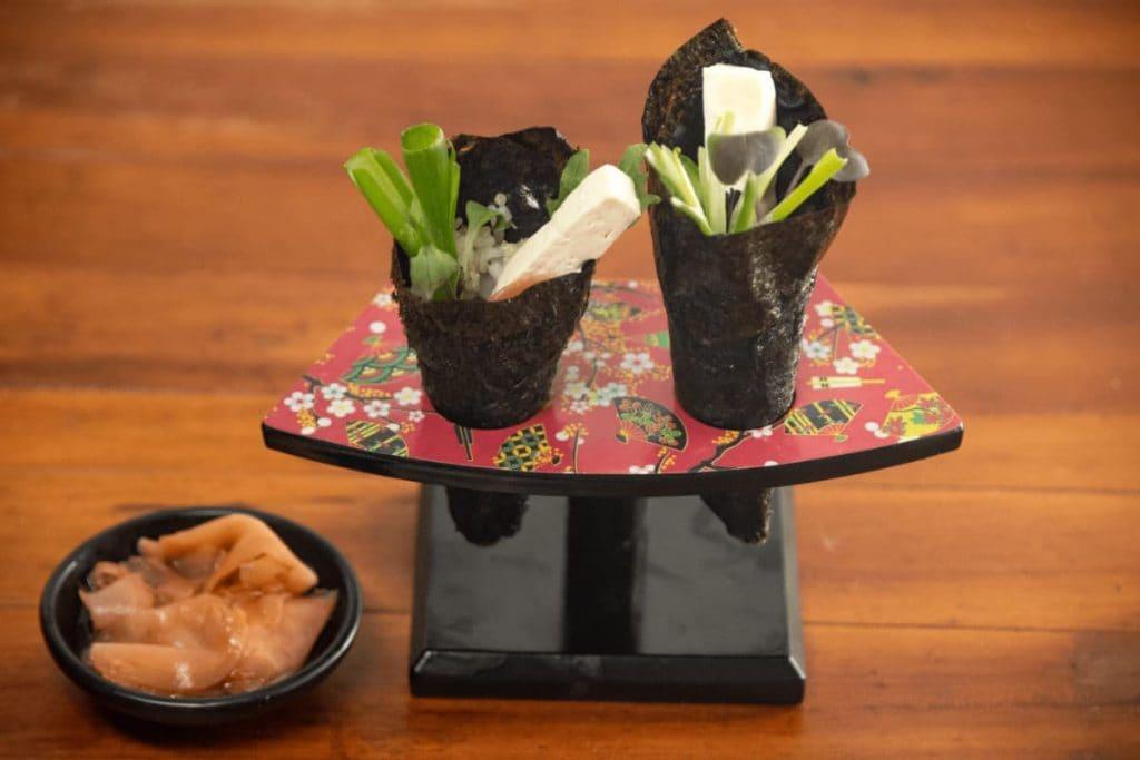 Sushi Handrolls