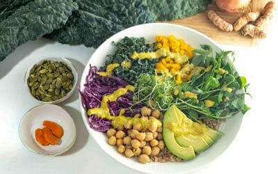 The Buddha Bowl; A Mindful Meal