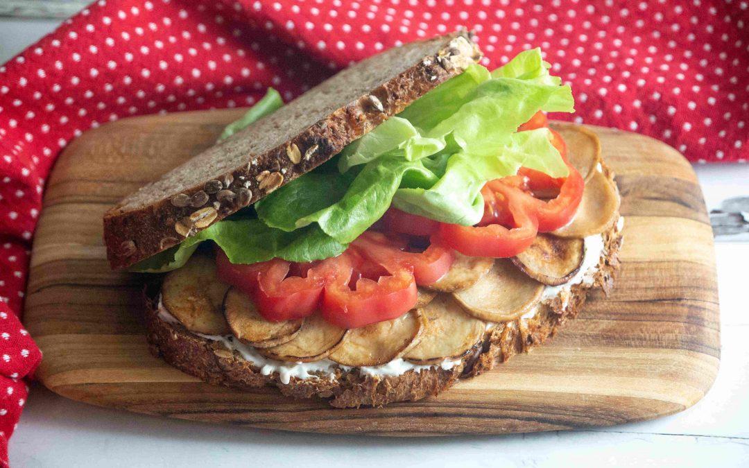 Make a Pure Plant Smoky TLT Sandwich